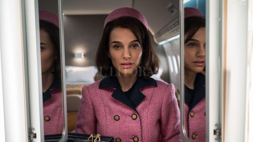 """Natalie Portman se pone en la piel de Jacqueline Kennedy en """"Jackie"""": una admirada primera dama que debe sobreponerse al asesinato de su marido. Gentileza Diamond Films"""