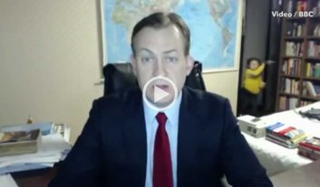 Video: la peor entrevista por Skype