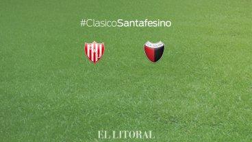 Clásico Santafesino: el domingo busca el póster del equipo ganador con El Litoral