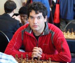 El ajedrecista Sandro Mareco comparte la segunda posición