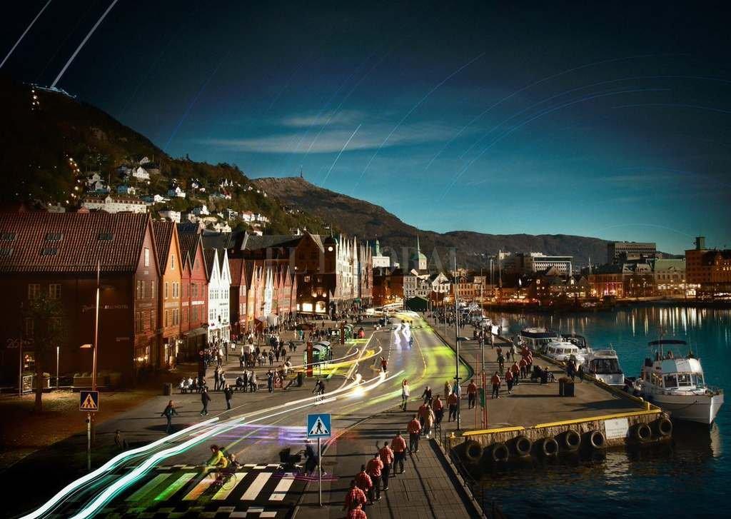 <strong>Foto:</strong> Twitter Turismo en Noruega