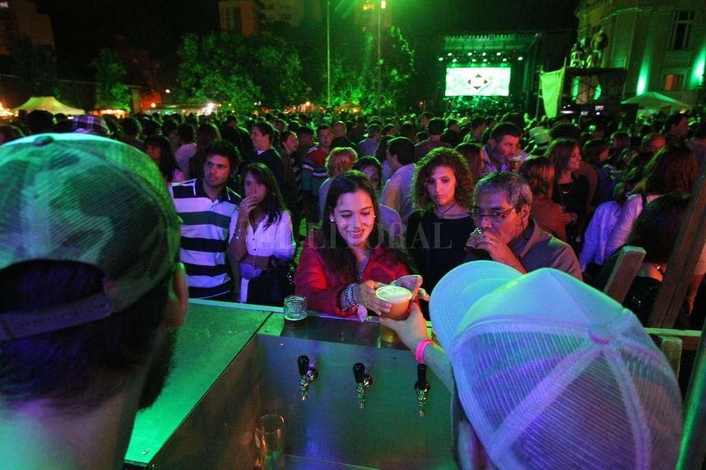 La fiesta de San Patricio se vivió a pleno en Santa Fe Pablo Aguirre / Municipalidad de Santa Fe