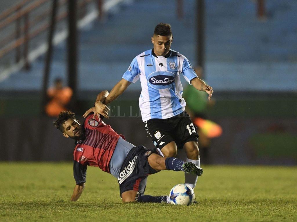 Atlético Rafaela logró una importante victoria en Sarandí. Télam
