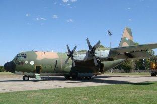 Argentina envió un avión con ayuda a Perú