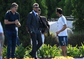 El seleccionado argentino 2017: sin palabras