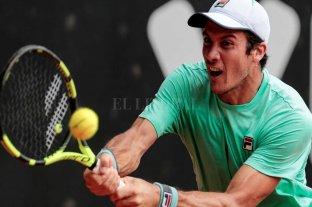 El santafesino Bagnis cayó ante Chardy en el Miami Open