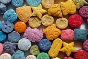 Secuestraron 48 mil pastillas de éxtasis
