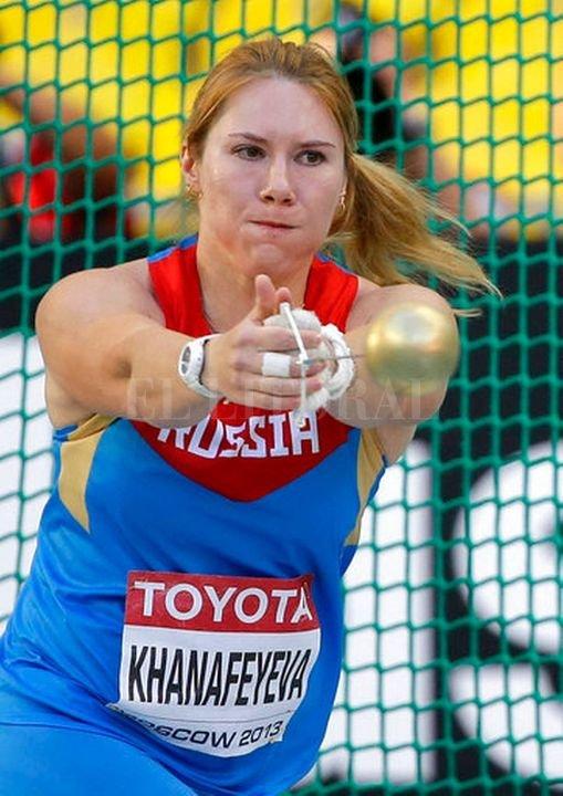 Gulfiya Khanafeyev.
