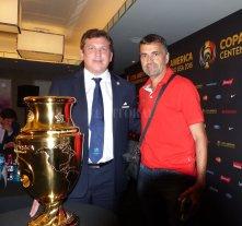 La Copa Libertadores podría tener asistencia de video