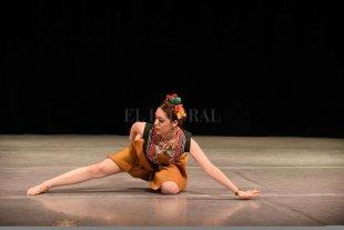 Bailarinas becadas en Barcelona