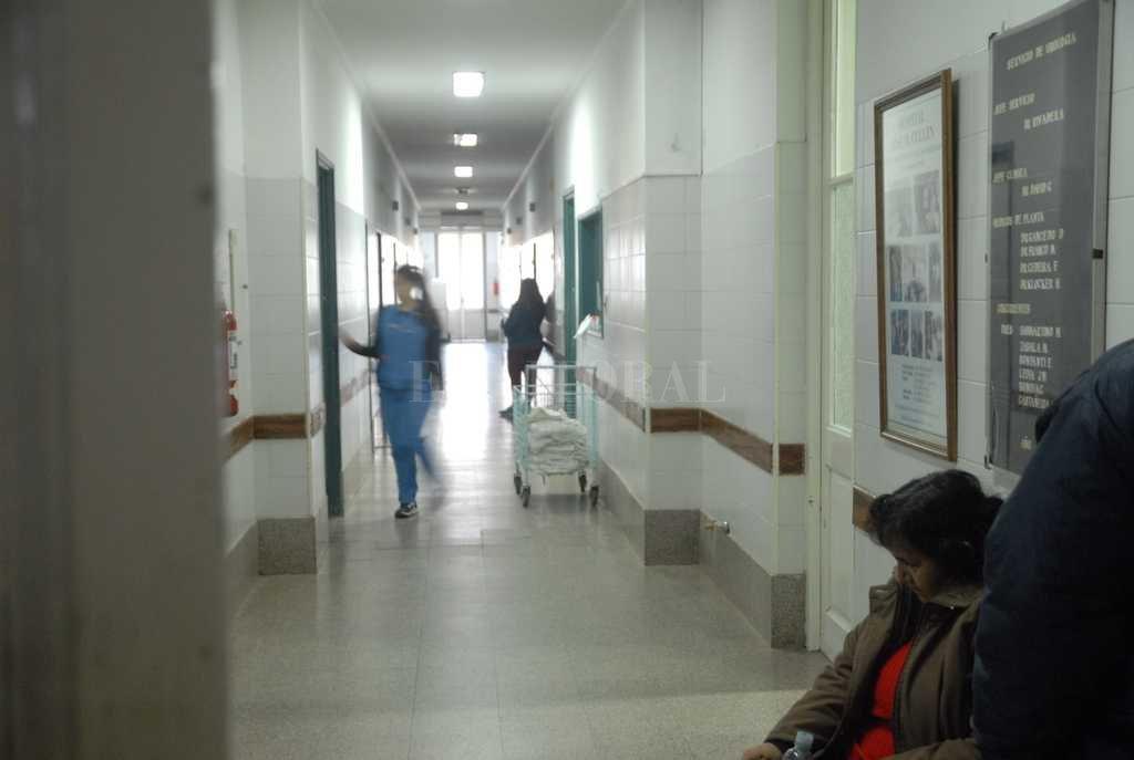 Los heridos fueron atendidos en el Cullen Crédito: Archivo El Litoral / Flavio Raina