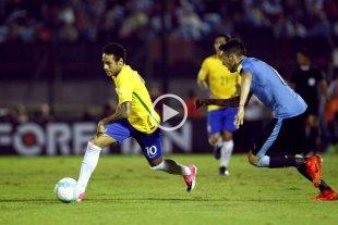 Mirá el show de goles de las eliminatorias - Neymar, en un nivel superlativo -
