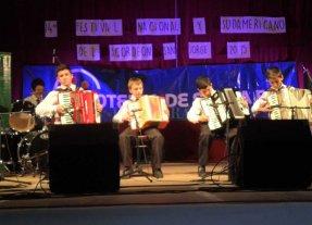 Fiesta del acordeón en San Jorge