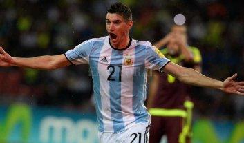 Alario, Marcone y Caruzzo a la Selección Argentina