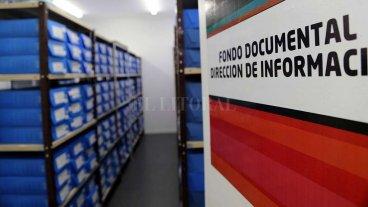 Se inauguró la nueva sede del Archivo Provincial de la Memoria