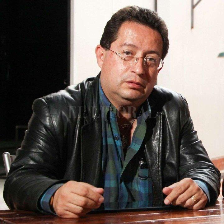 José Luis Serrano García. Gentileza Producción