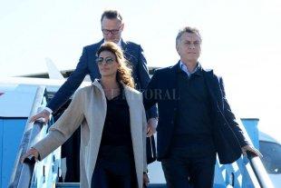 Macri llegó a Holanda y comienza su ronda de reuniones