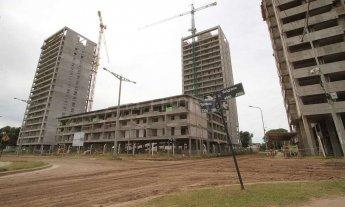 Procrear: hubo 1.286 santafesinos seleccionados para acceder al crédito - Más torres. El gobierno nacional anunció la construcción de cinco nuevas torres y dúplex de dos pisos en el Parque Federal, por un total de 500 viviendas, junto a las que ya se construyen con 368 viviendas. -