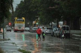 Domingo lluvioso en Santa Fe