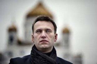 Detienen en Moscu a líder opositor ruso