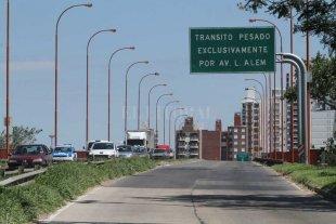Bacheo: se licita en abril la reparación del Puente Oroño y la Ruta 168