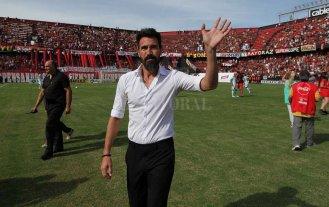 """Domínguez: """"Hicimos el partido que debíamos hacer"""" -  -"""