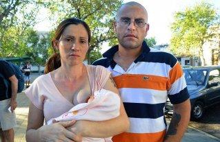 """La madre de Florencia dijo que el padrastro es """"una bestia"""" que se drogaba y la golpeaba"""