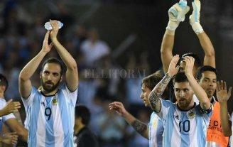 Horarios y TV: mirá qué canal televisa a Argentina  -  -