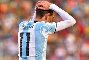 El análisis de la derrota de la Selección Argentina -  -