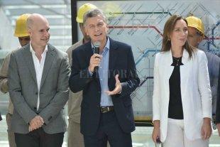 Macri volvió a apoyar a Vidal en medio del conflicto docente