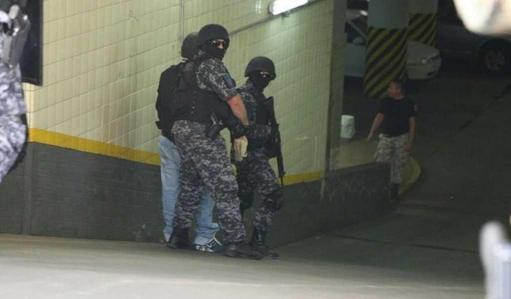 """Absolvieron a los acusados por el crimen del """"Pájaro"""" Cantero - Fuerte operativo de seguridad en la zona de tribunales de Rosario -"""