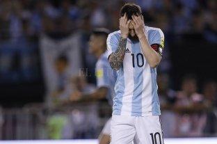 La AFA apelará en la FIFA la sanción a Messi
