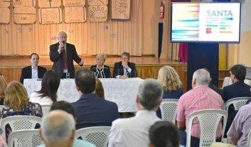 4 ofertas para la construcción de una presa hídrica en Cañada de Gómez