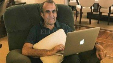 """Reutemann: """"El kirchnerismo le dejó a Macri una bomba para que vuele por el aire"""" -  -"""