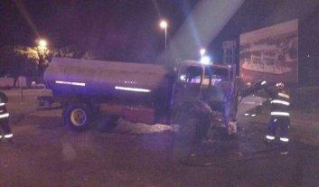 Piquete fatal: atropellaron a un manifestante y murió