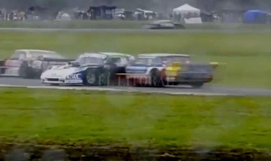 Primera victoria de Rossi con Ford en una accidentada carrera — TC