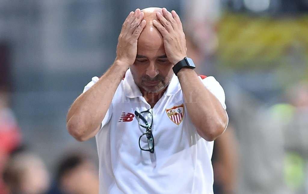 Sevilla advierte a Sampaoli que no negocie con Argentina