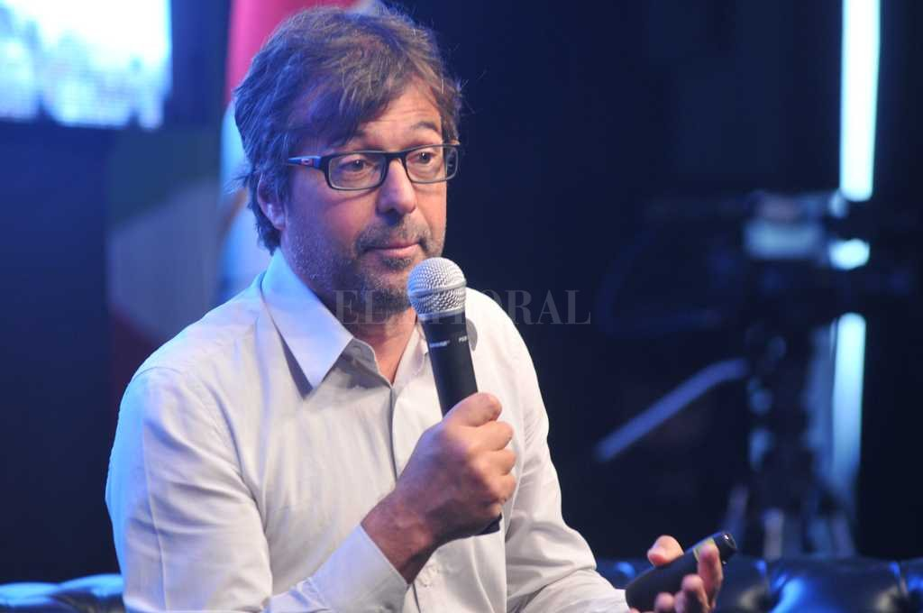 Hugo Pardo Kuklinski es experto en comunicación Crédito: Flavio Raina