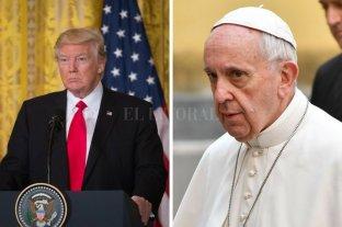 Trump quiere tener una audiencia con el papa Francisco