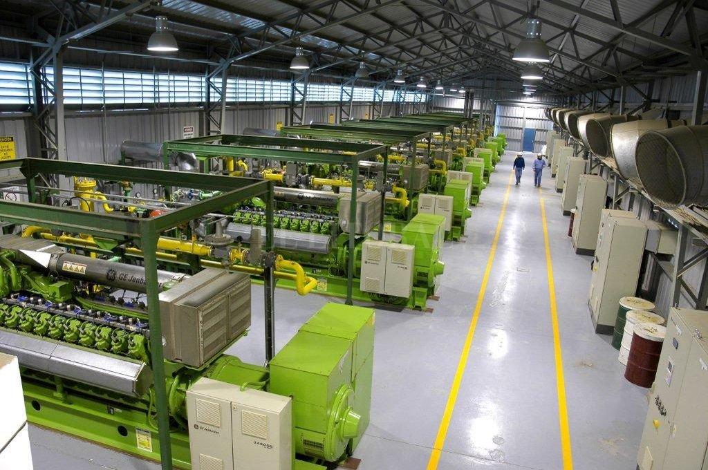 Una de la plantas de generación de energía que posee la empresa Secco S.A. en el país <strong>Foto:</strong> Página web Secco SA