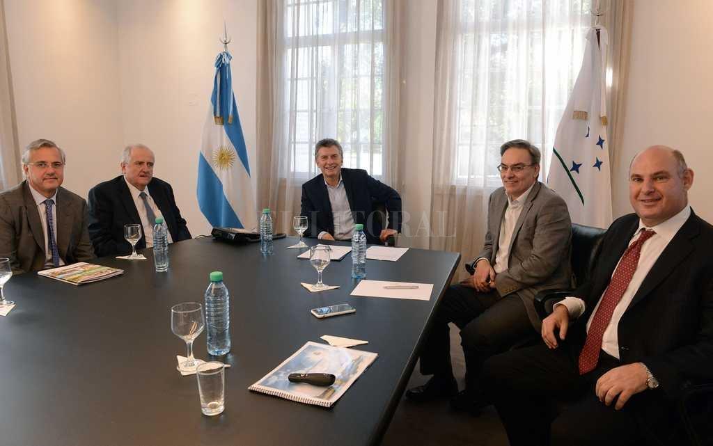 Macri recibe al Ceo de Arcor que invertirá 230 millones de dólares