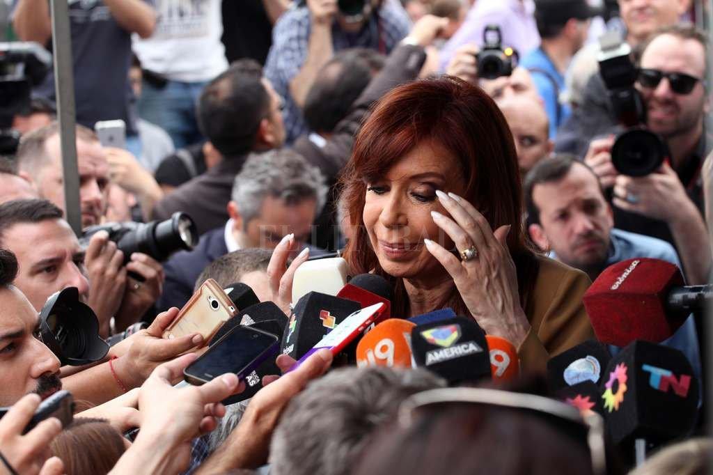 Cristina reiteró el pedido de apartamiento del polémico juez Lijo