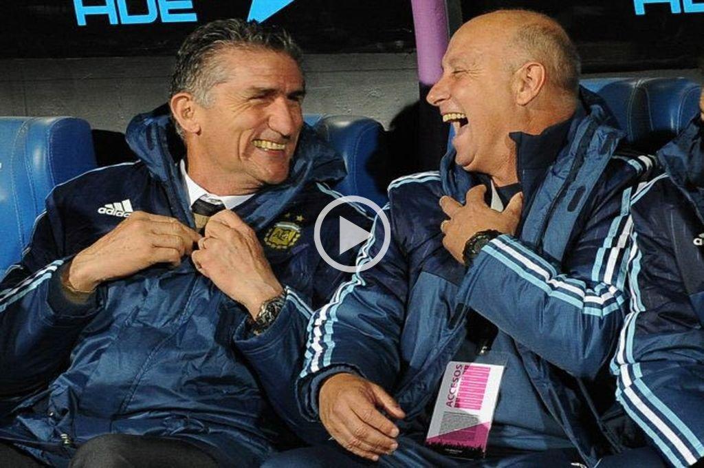 Tapia admitió que Sampaoli es el DT elegido para Argentina