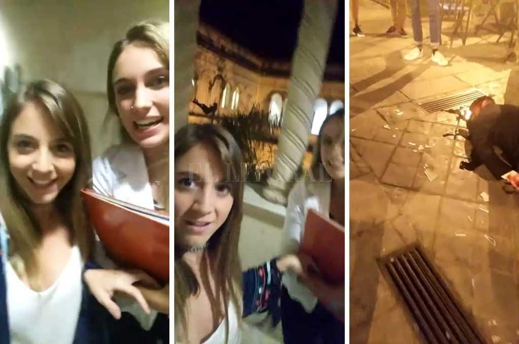 El polémico video de un falso suicidio que terminó en escándalo