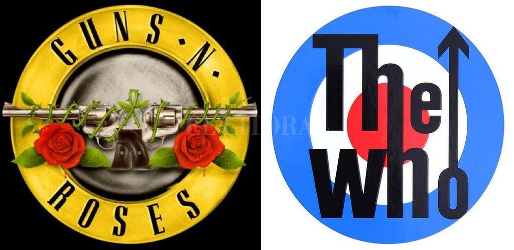 Guns N' Roses y The Who se presentarán juntos en octubre en Argentina
