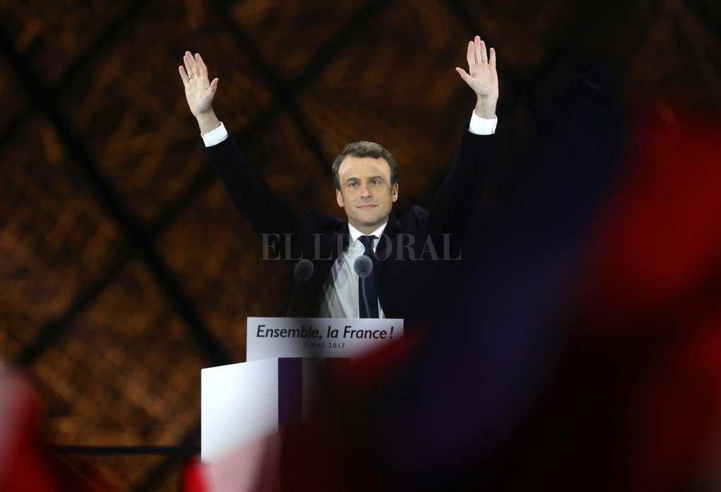 Emmanuel Macron: Se abre una nueva página para Francia