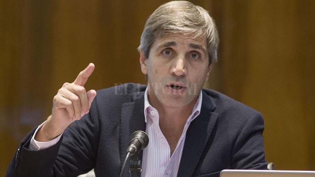 Argentina coloca bonos y letras del tesoro por 2796 millones de dólares