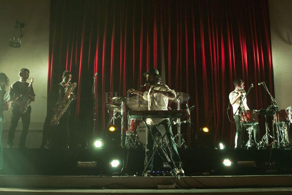 El ciclo arrancó esta semana con la presentación de la banda rockera. <strong>Foto:</strong> Gentileza Magdalena Busaniche