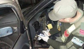 Secuestraron droga y detuvieron a dos paraguayos en la RN 11