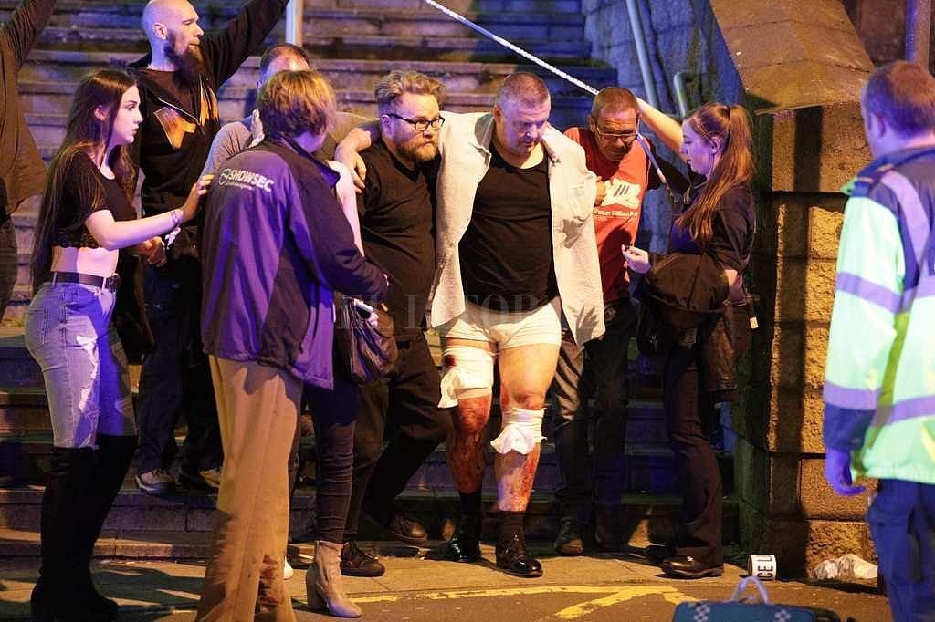 Difunden fotos del terrorista identificado como responsable del atentado de Manchester
